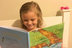 Girl-child-reading-The-Nap-Rap